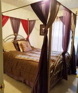 Cozy Private Bedroom & Bathroom with GREAT hosts! - Lilburn