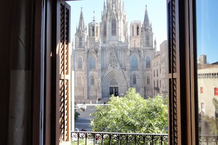 Cathedral Square Exclusive View C3 - Barcelona