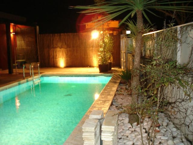 House with pool (5min to the beach) - Santa Maria da Feira - Haus