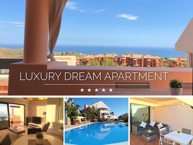 ⭐ LUXURY APARTMENT | SUPERB SEA & SUNRISE VIEWS
