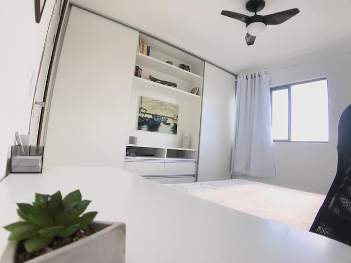 Aluguel de quanto em apartamento moderno