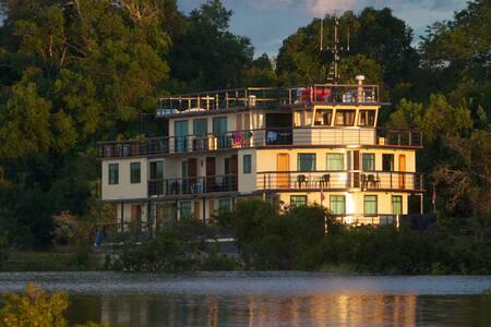Barco Hotel La Jangada - Cabine Carabinani