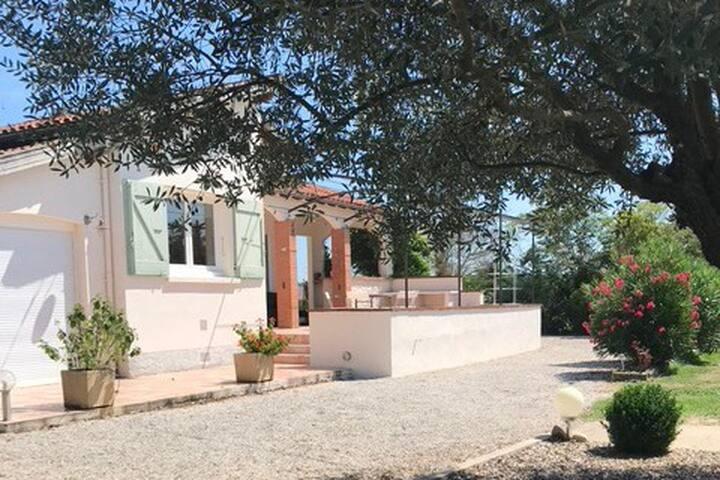 Maison familiale  proche Toulouse et Albi