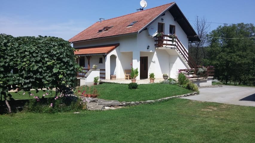 House Family Dukić - Rakovica - Apartment