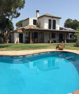 Marbella area lovely villa by beach (VFTMA01959) - San Pedro Alcántara - 別墅