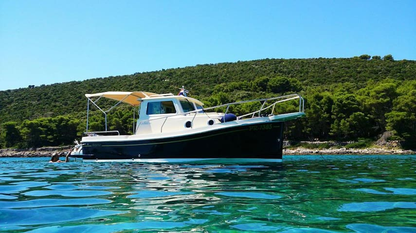 Perfect boat for Your summer!