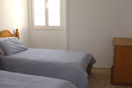 Twin Room with en-suite bathroom - Portalegre - Bed & Breakfast