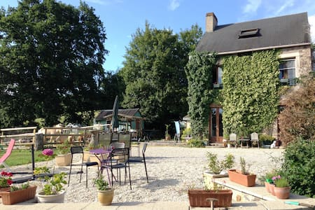 Charming rural holiday cottage - Clécy - บ้าน