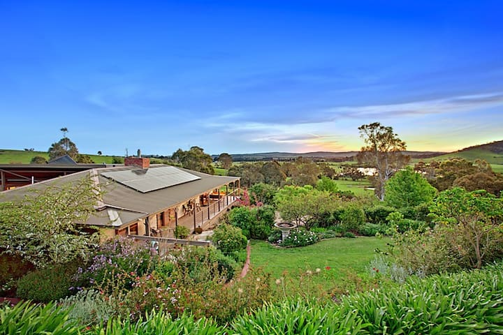 Stoneywood Retiree Garden Farm Stay - Whittlesea - Haus