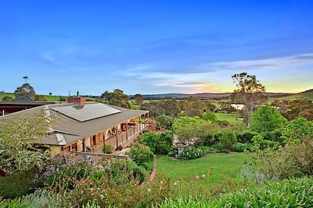 Stoneywood Retiree Garden Farm Stay - Whittlesea - Rumah
