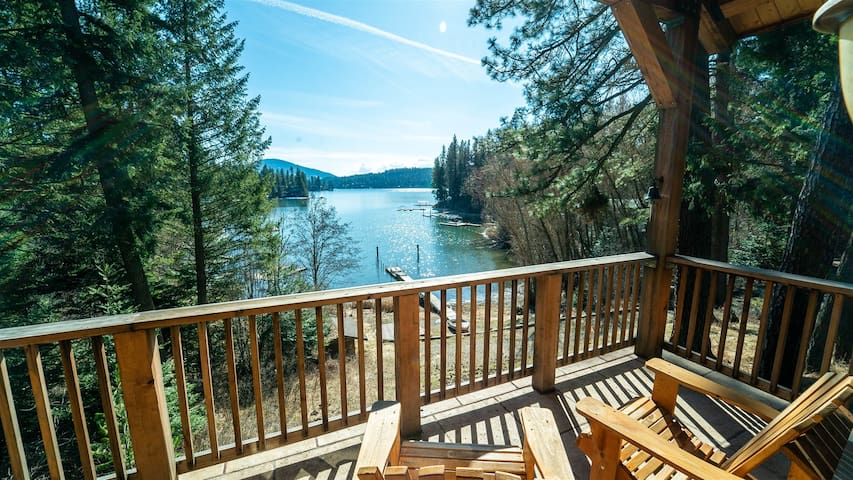 The Rancher | Expansive Home on Hayden Lake