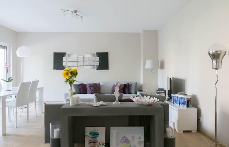 Modern Convenient Apartment - Genève - Appartement