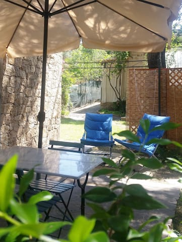 Studio 5 minutes from the sea - Santa maria Navarrese - บ้าน