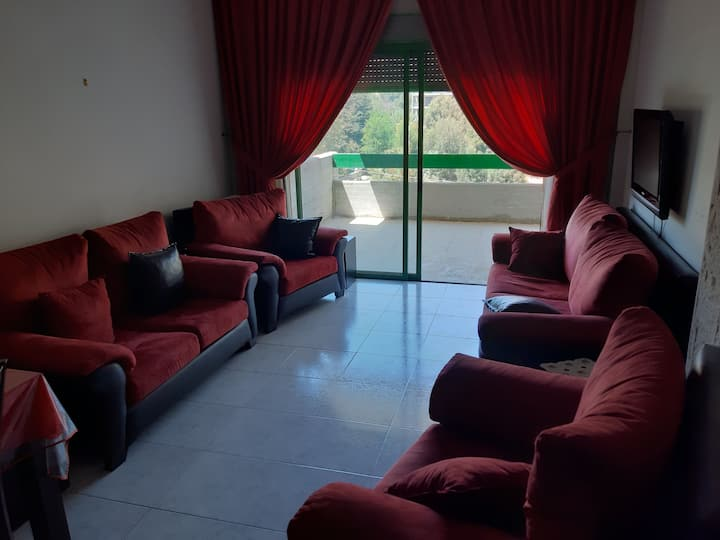 Appartment in Achkout  Keserwan  calm area