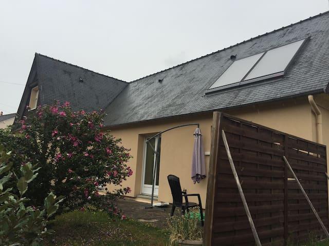 Belle maison rénovée, 8 couchages - Château-Gontier - 一軒家