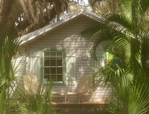Jungle Cottage - Steps to the Bay! - Sarasota - House