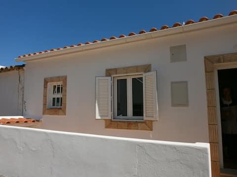 Typisch Portugees huisje