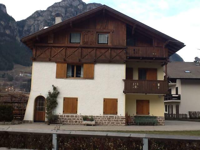 Appartamento di montagna (trekking, ski & relax) - Ziano - Apartment