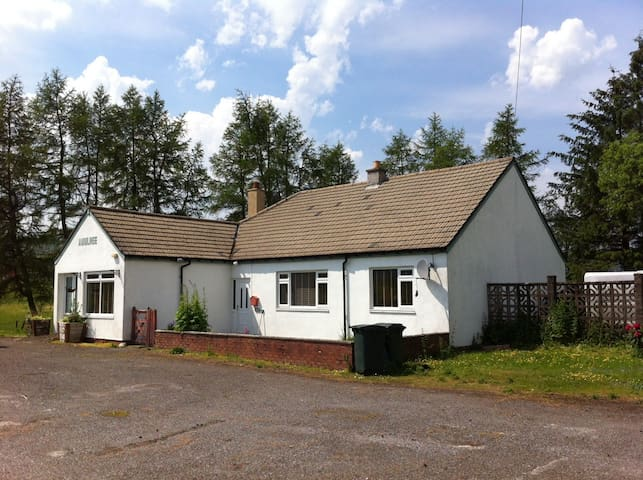 Cluarin Cottage, Amulree