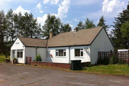 Cluarin Cottage, Amulree - Amulree - 独立屋