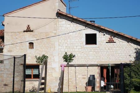 maison en pierre - Virac - Casa