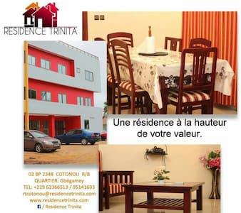 Guest House Residences Trinita - Cotonou - Bed & Breakfast