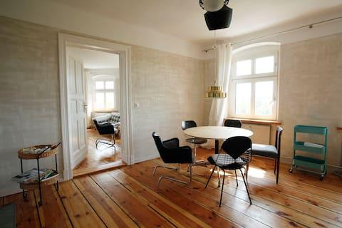 Stylishe Wohnung am Görli