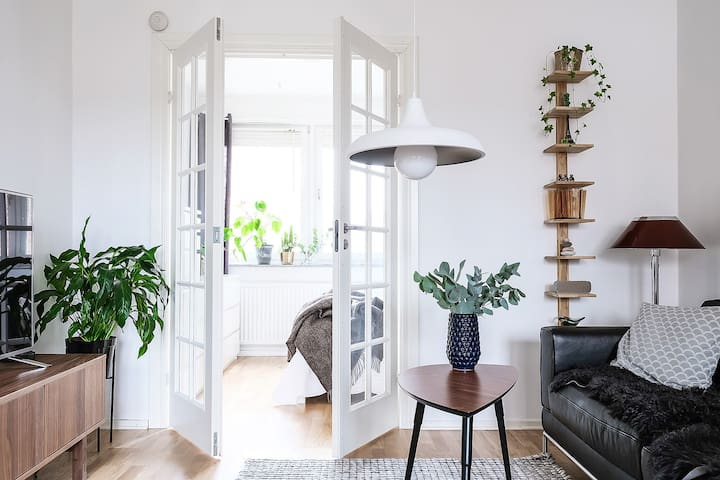 Light, & clean Room in Majorna/Gothenburg