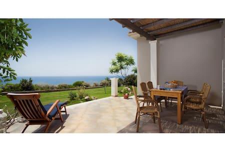 Ploes Villas - Sea Villa - Skafidia, - วิลล่า