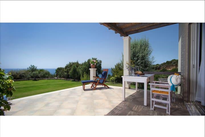 Ploes Villas - Sky Villa - Skafidia,
