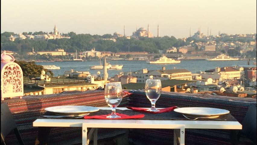 ROMANTİC VİEW OF DREAM CİTY - İstanbul - Apartment