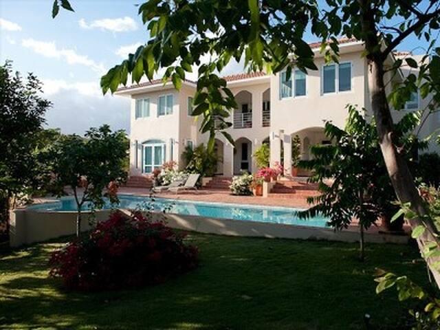 Spectacular Mediterranean Villa - humacao - Ev