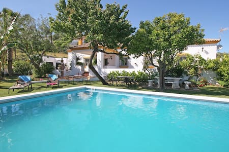 Peaceful Villa on the Edge of Town - Medina-Sidonia