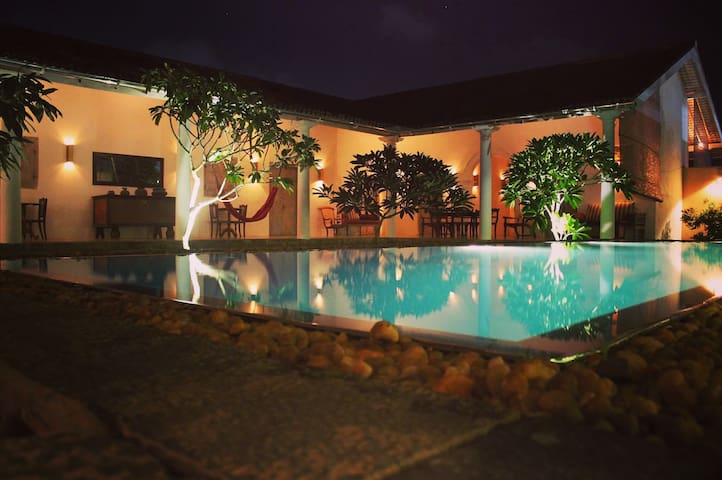 Mif Heritage Villa