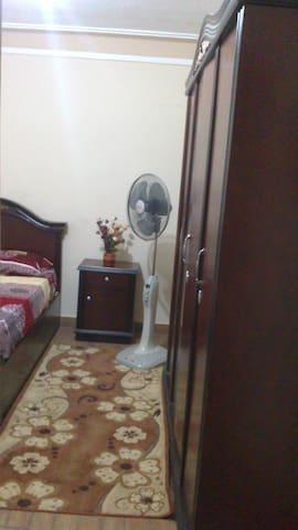 Room- 3 mints to sea side - Sidi Beshr Bahri - Apartment