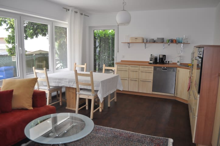 Apartment in Central Bad Nauheim - Bad Nauheim - Ev