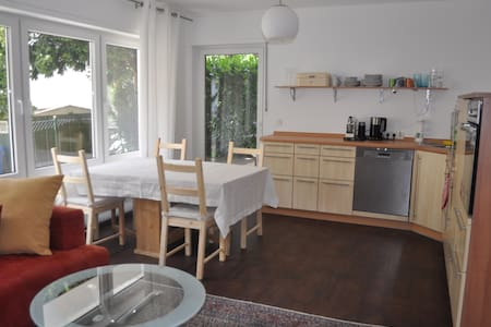 Apartment in Central Bad Nauheim - Casa