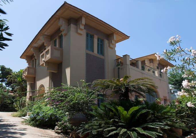 Splendida Villa Liberty sul Mare - ปาแลร์โม่ - วิลล่า