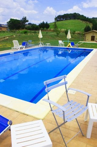 BIO FARMHOUSE, WITH LAKE AND SWIMMINGPOOL - Perugia - Apartment