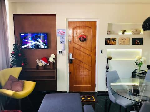 Appartement fantaisie choperia pingüim