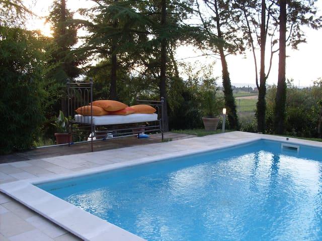 Fittasi porzione di Villa D'Epoca - Marsciano - Villa