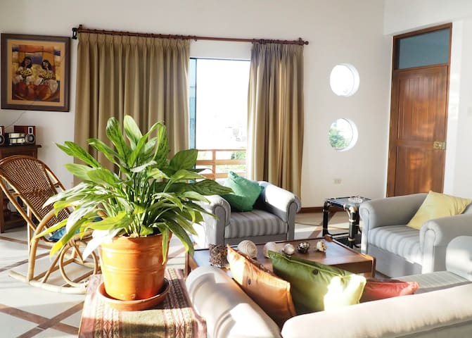 QUIET APARTMENT IN FRONT THE BEACH - Huanchaco - Pis