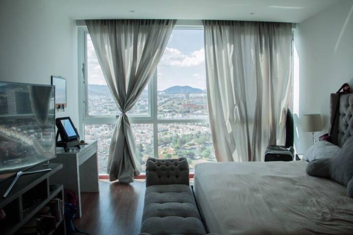 Cuarto en renta en Juriquilla Towers