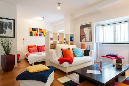 Cosy Studio with free parking - Lisboa - Wohnung
