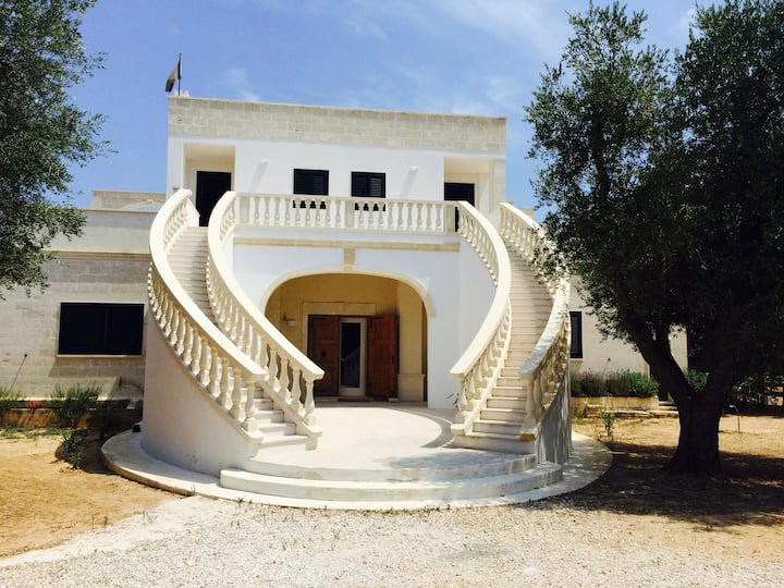 APARTMENT AT THE BEACH IN MASSERIA