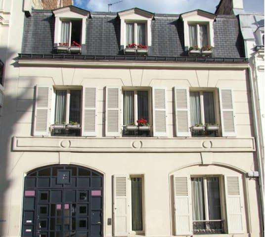 Amazing House in Center of Paris - Paris - Rumah