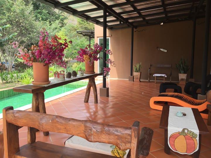 Pool Villa Residence Khao Yai