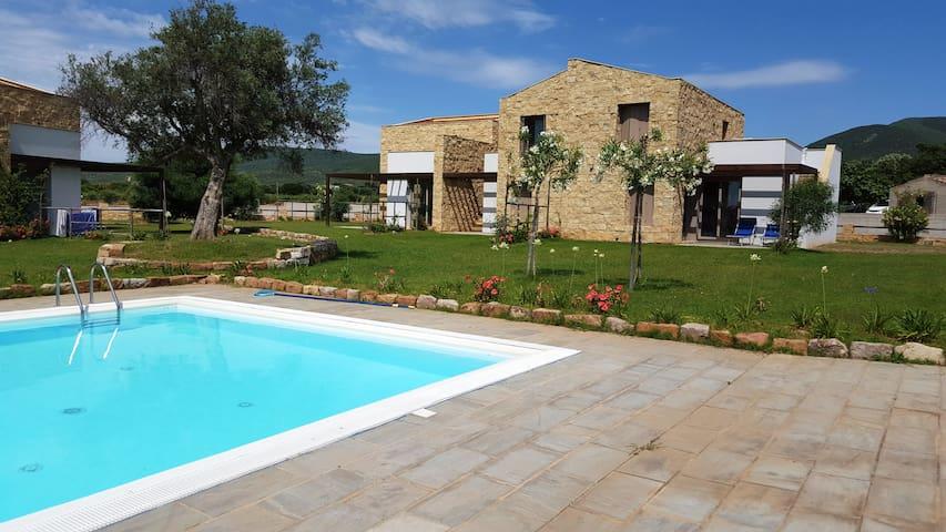 Villa borgo elegance con piscina