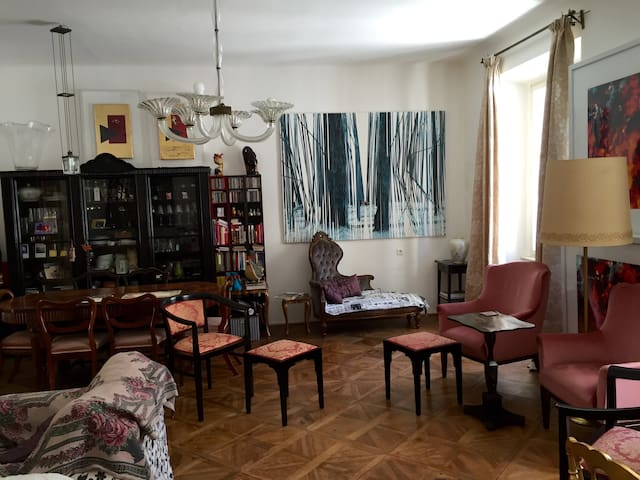 Experience how the Locals Live - Ljubljana - Apartment