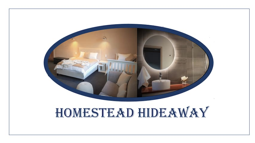 Lara Short Stay's .... Homestead Hideaway